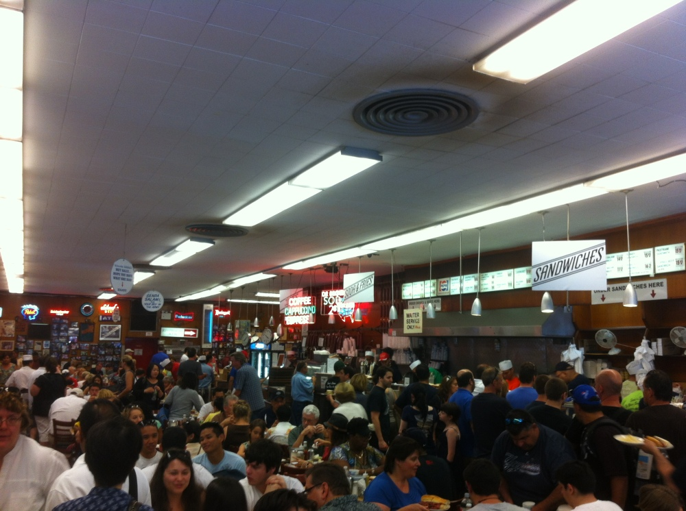 Katz's Deli, Lower East Side, New York